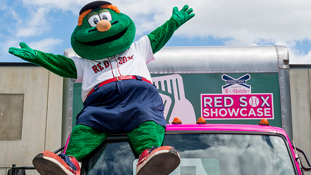 375th anniversary vintage baseball and red sox showcase for Woburn showcase