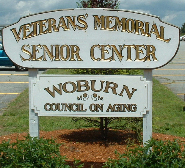 2aff0787be Movies are shown every Monday and Friday at 10am in the cozy library  located at the Woburn Senior Center