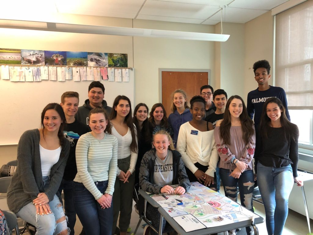 Woburn AP Environmental Science Class 2019