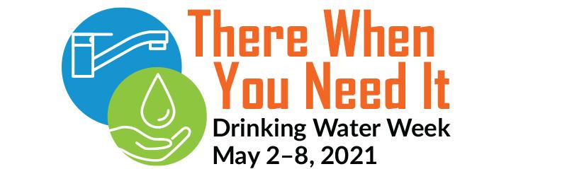 Drinking Water Week Logo